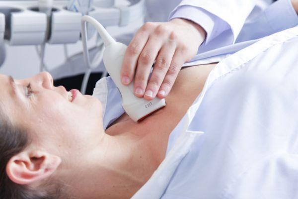 Doppler tętnic szyjnych i echo serca